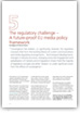The Regulatory Challenge - ACT Annual Report 2011